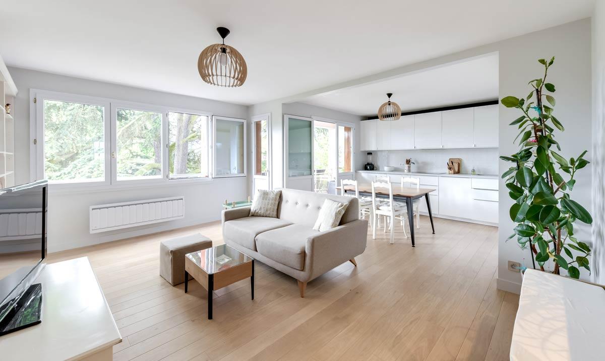 Architecte D Intérieur Lille rénovation d'un appartement 4 pièces de 70m2 | créateurs d
