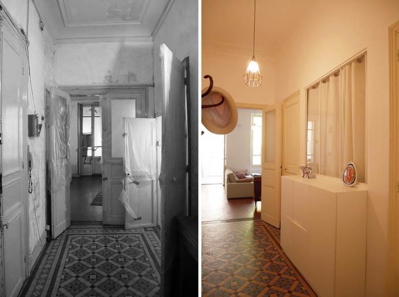 R novation d 39 une maison de ville marseille par un architecte d 39 int rieur - Architecte d interieur lille ...