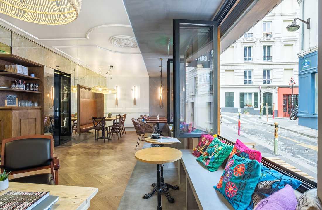 Entreprise Générale Du Batiment Lille architecture commerciale à lille : aménagement boutique